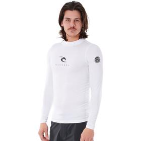 Rip Curl Corps LS UV Shirt Men, blanco